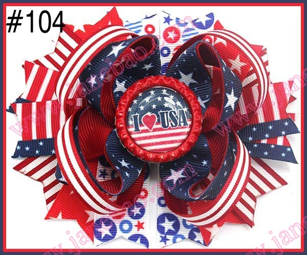 aliexpress buy free shipping 12pcs newest 4th of july hair