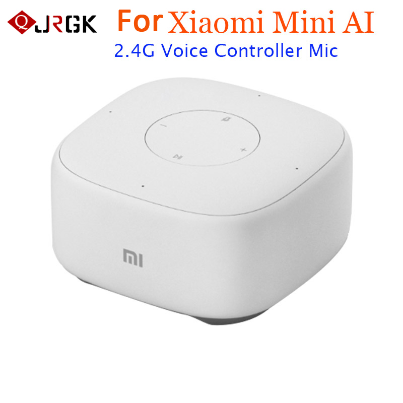 bluetooth speaker Xiaomo ai mini wireless speaker 2.4G Wifi Voice Smart Portable Outdoor speakers Built-in hands-free microphone original xiaomi mi speaker mini 2 4g wifi voice smart speaker wireless portable speaker bluetooth 4 1 with 4 mic of smart home