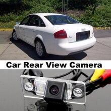 Cámara del coche para Audi A6 S6 RS6 C5 MK5 1997 ~ 2004 alta calidad vista de visión trasera para TOPGEAR amigos uso | CCD + RCA