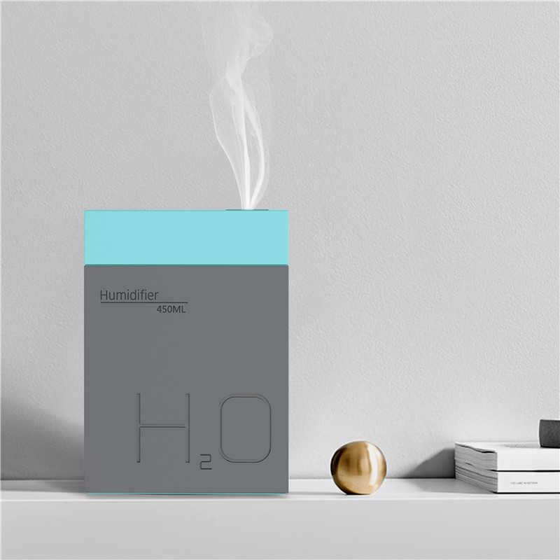 450 мл увлажнитель воздуха диффузор эфирного масла Ароматерапия Электрический