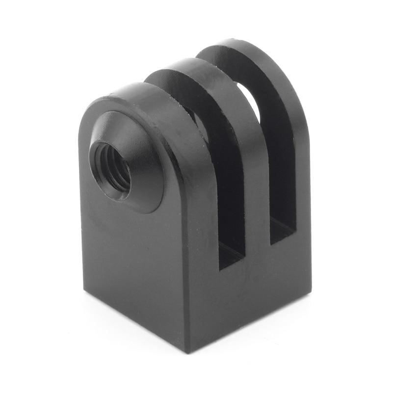 BGNING Mini Tripod Mount CNC Aluminum Alloy Outdoor Sports Camera Base Adapter For GoPro SupTig All 1/4