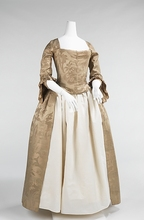 1776 American Dress Historical Gown  Dress