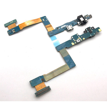 Original For Samsung Galaxy Tab A 9.7 SM-T550 T550 T555 Charging Port Micro USB Dock Connector Flex Cable Ribbon Parts image