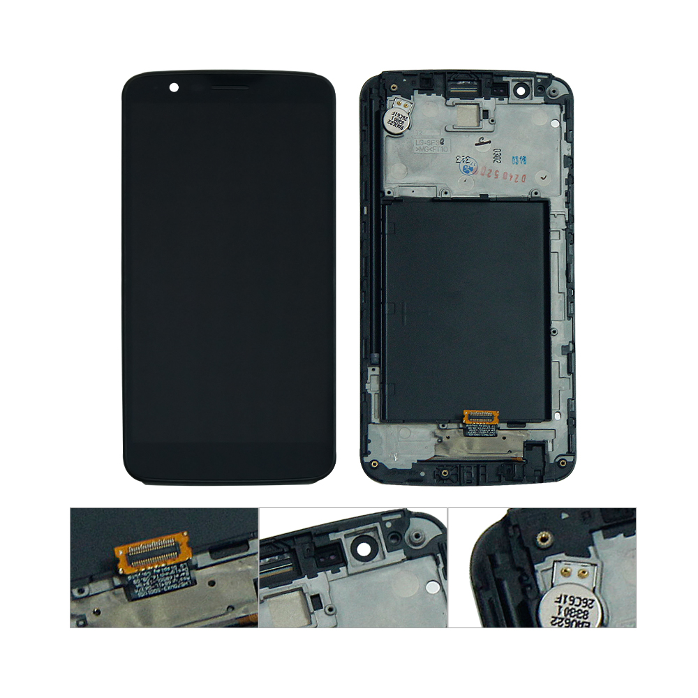 BisLinks/® LCD Top Touch Screen Digitizer Front Glass Lens Pad Panel For Nokia C3-01 C3 01