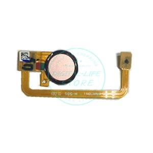 Image 3 - Pour Sony Xperia XA2 Scanner dempreintes digitales capteur tactile pour Xperia XA2 Scan bouton accueil câble flexible remplacement réparation pièces de rechange