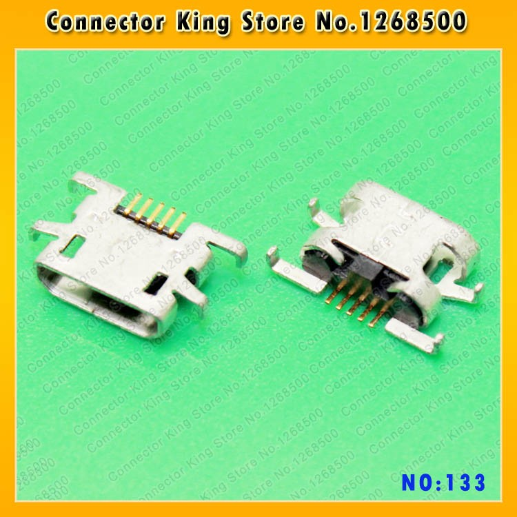 ChengHaoRan For Sony Xperia M C1904 C1905 C2004 C2005 Micro Usb Charge Charging Connector Plug Dock Socket Port,MC-133