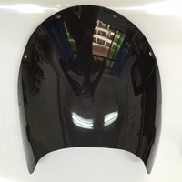 STARPAD For motorcycle accessories modified Kawasaki ZXR250 dual lamp front windshield goggles / film for free shipping