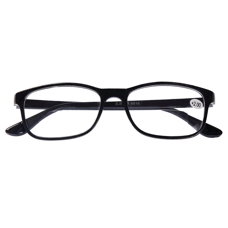 f83cc85f449 3x Classic Bifocal Reading Glasses Mens Womens Everyday Use Readers Eyewear  Office Home Eyeglasses +1.0 to +4.0 Lens Black New-in Reading Glasses from  ...