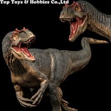 Movie Series Bereserker REX I-Rex 1/35 Scale PVC The Valley of Gwangi Allosaurus Dinosaur Figure model toys with box