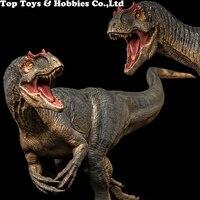 Movie Series Bereserker REX I Rex 1/35 Scale PVC The Valley of Gwangi Allosaurus Dinosaur Figure model toys with box