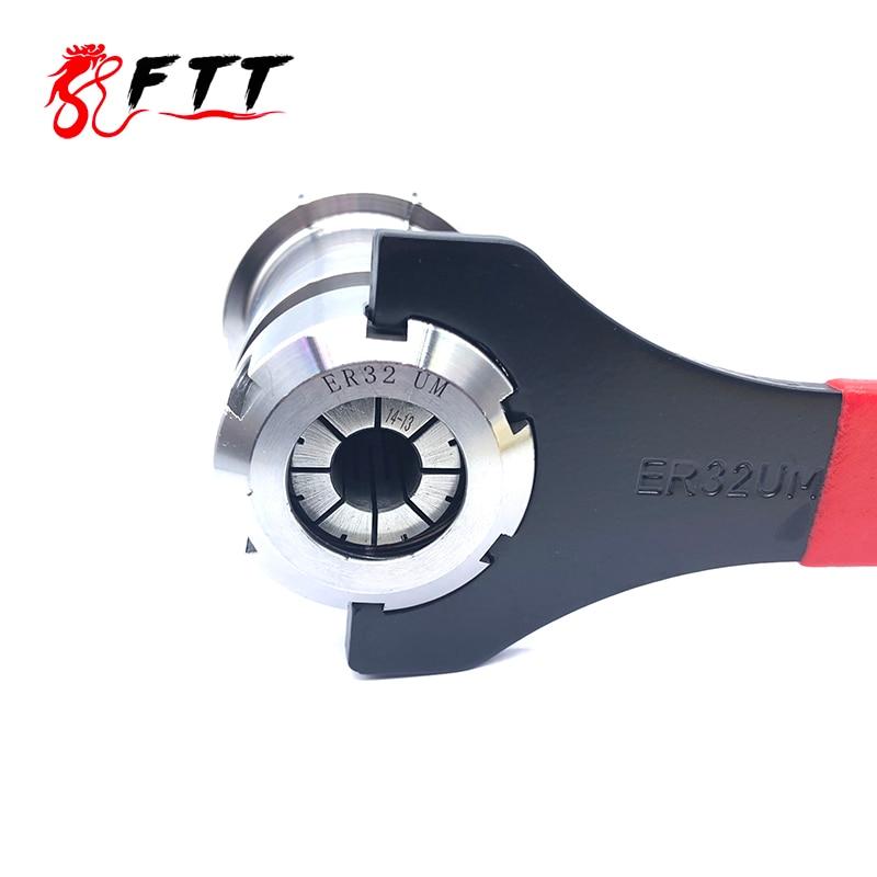 ER16/ER20/ER25/ER32 ER Spanner ER Collet UM Type Wrench For ER Nut Collet Chuck Holder CNC Milling Tool Lathe Tools