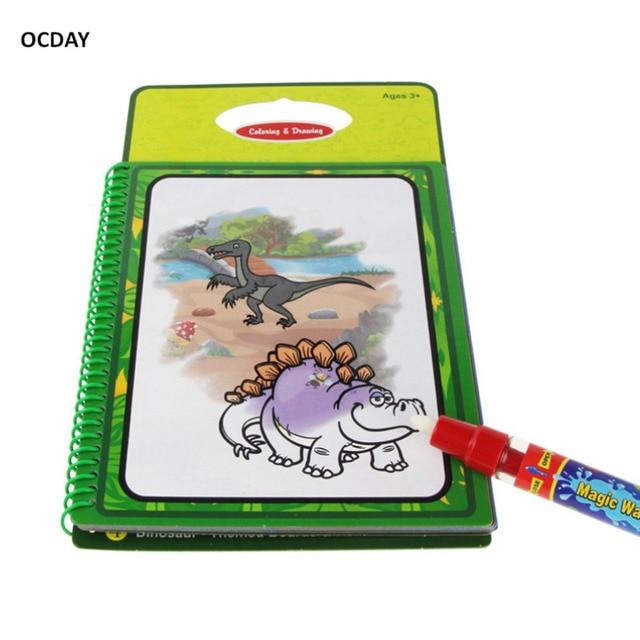 OCDAY Niños Animales Cognitivas Educativos del Tablero de Dibujo Del ...