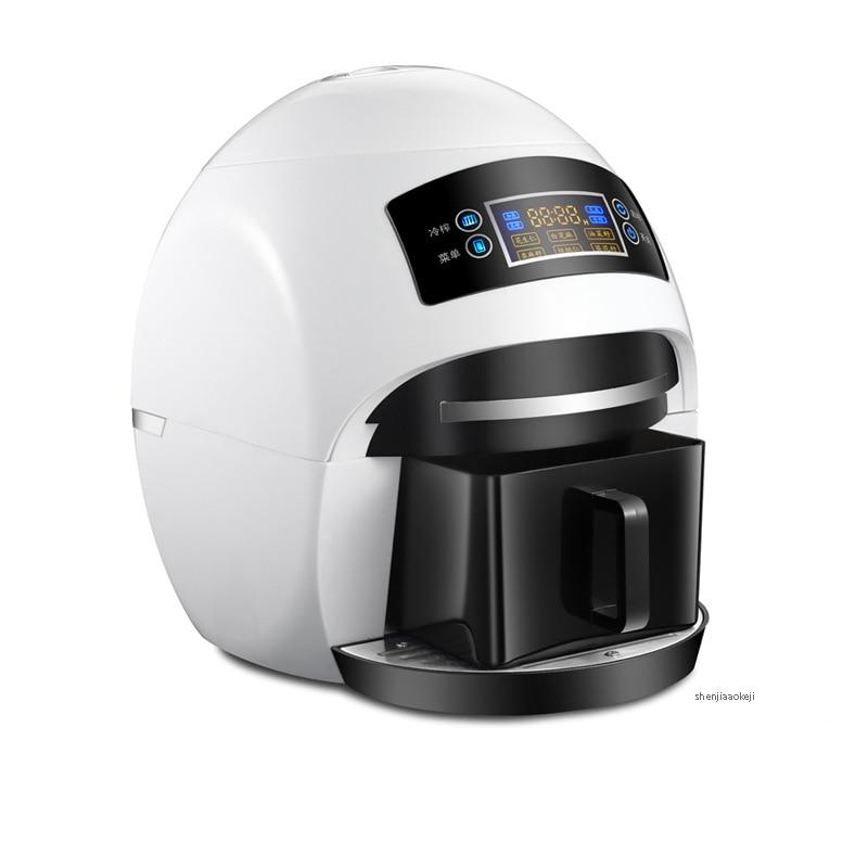Automatic hot press oil machine ZY 288 Intelligent household pressing Oil Press machine Electric Squeeze Oil Machine 220v 980w|Oil Pressers| |  - title=