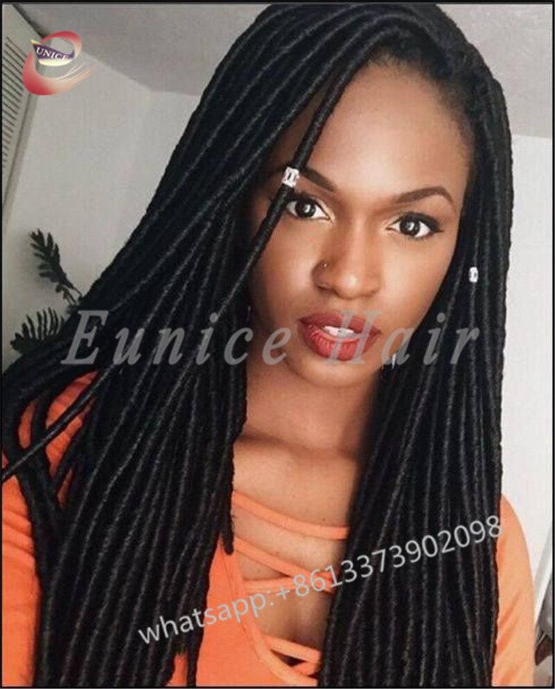 African Crochet Braiding Locs Best Straight Hair Extensions24