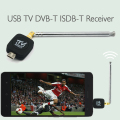 Cellphone DVB-T/ISDB-T Micro USB TV Tuner Pocket Receiver Antenna Adapter for Android Mobile Phone TV Antenna Smart Phone Tablet