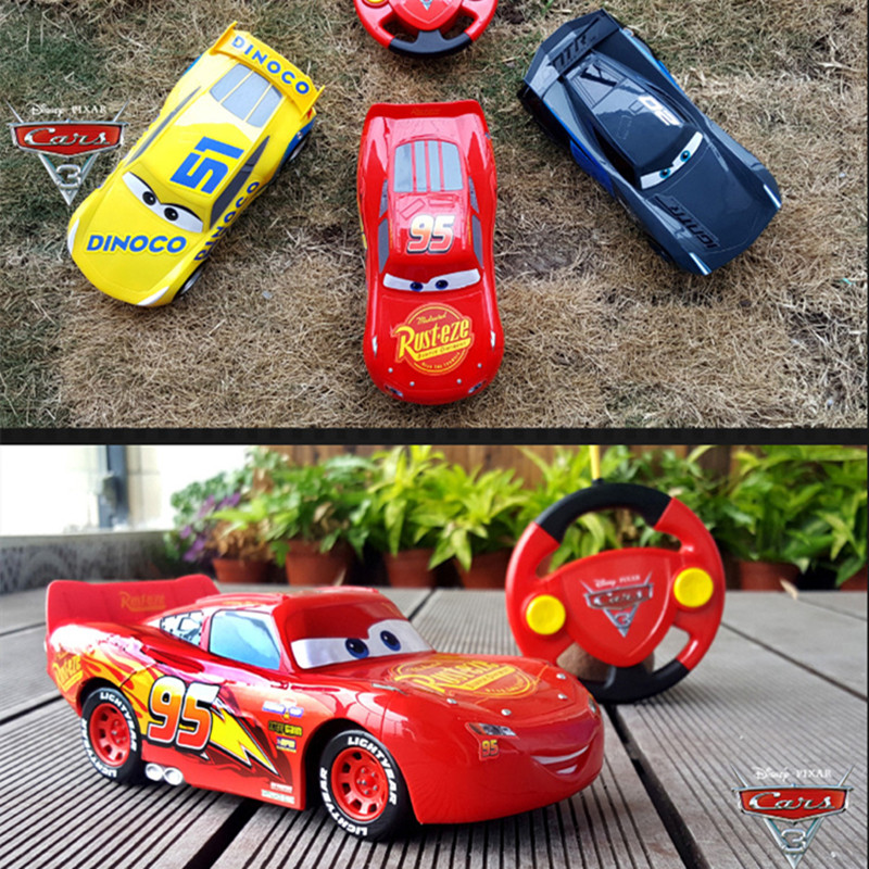 2017-New-Disney-Pixar-Kids-RC-cars-Mcqueen-Jackson-Cruz-cars-3-Xmas-Gifts-Toys-for-Boys-Children-Remote-Controller-No-Box-1