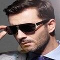 Поляризовыванная мужские очки вождение автомобиля очки спорт на открытом воздухе солнца выпученными óculos мужской очки аксессуары UV400 gafas-де-сол так