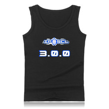 New Arrived Code Lyoko Cartoon Tank Top Men Vest Summer Style Clothes And Cool Print Code Lyoko Mens Tank Tops With Sleeveless