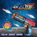 Children's Toy Paintball Gun Infrared Pistol Soft Bullet Gun Plastic Toys CS Game Crystal Gun Nerf Air Soft Gun Party Gift SQ012