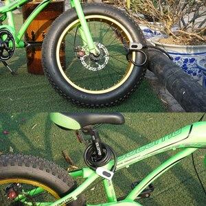 Image 4 - Daytech 指紋ドアロック盗難防止バイクロック自転車/オートバイ IP65 防水 (L06)