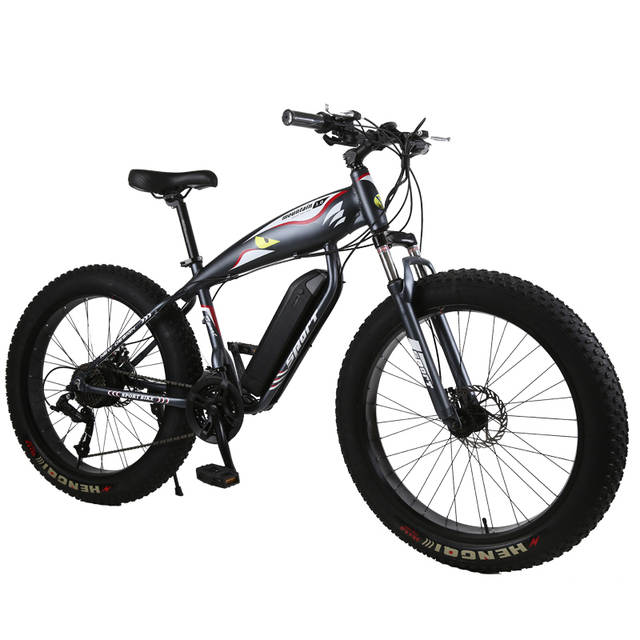 Online Shop Custom Mtb 26inch Electric Snow Bicycle Beach Electric