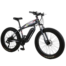 customize 26inch electric snow bicycle Beach electric bike 48V 1000w powerful motor Fat tires  off-road electric mountain ebike