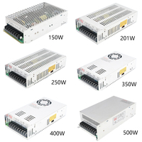 5v power supply Adjustable power supply unit DC7.5V,12V,15V,24V,27V,48V 500W Switching Power Supply Source Transformer ACDC SMPS