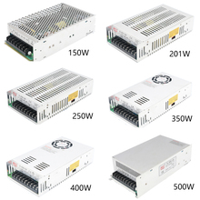 5v power supply DC7.5V,12V,15V,24V,27V,48V power source 500W Switching Power Supply ac dc 24volt led power unit SMPS small volume switching power supply 500w 12v single output transformers ac110v 220v dc 15v 24v 27v 36v 48v power supply 480w