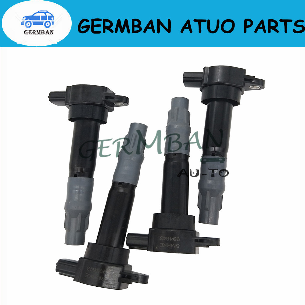 Ignition Coil For MITSUBISHI ECLIPSE GALANT OUTLANDER Lancer 2.4L 3.8L MR994643