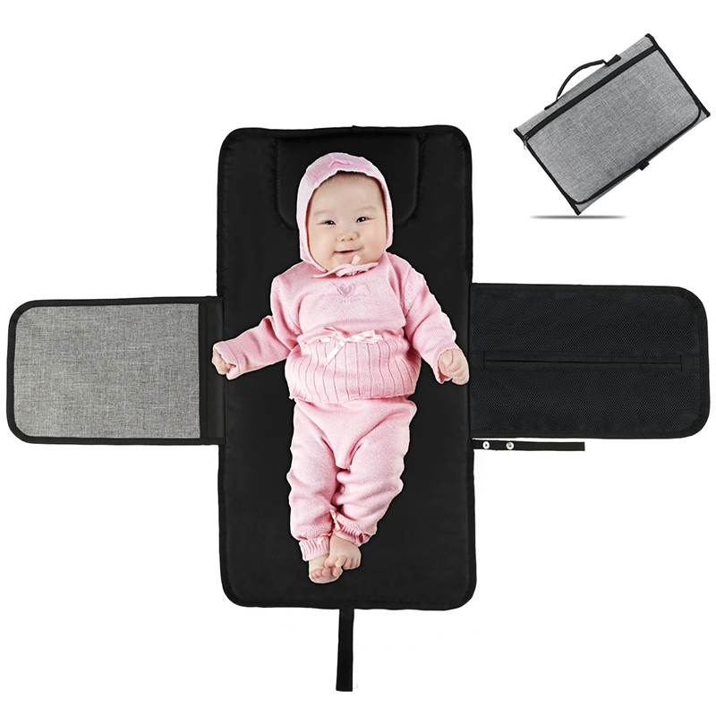 Extra Long Portable Changing Pad Portable Tv Wall Mount Stand Portable Phone Charger Goji Portable Projector Murah: Changing Pad Cover Baby Mattress Travel Portable Changing