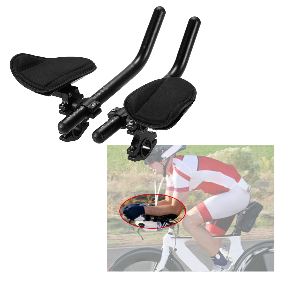 Road Mountain Bike Bicycle MTB Relaxation Rest Aerobar Handlebar Handle Bar