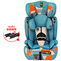 Five Point Child Safety Car Seat Sitting Baby Car Seat for 9 Months -12 Years with ISOFIX