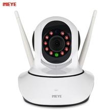 IMIEYE 1080P Full HD WiFi IP Camera Max 128G SD Card IR Night Vision Alarm CCTV Surveillance Security Wireless Cam Pan Tilt Zoom
