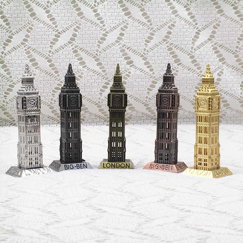 Detail Feedback Questions About Creative Birthday Gifts Metal Crafts Tourism City Souvenirs Building Architectural Model Home Decoration MINI London Big Ben