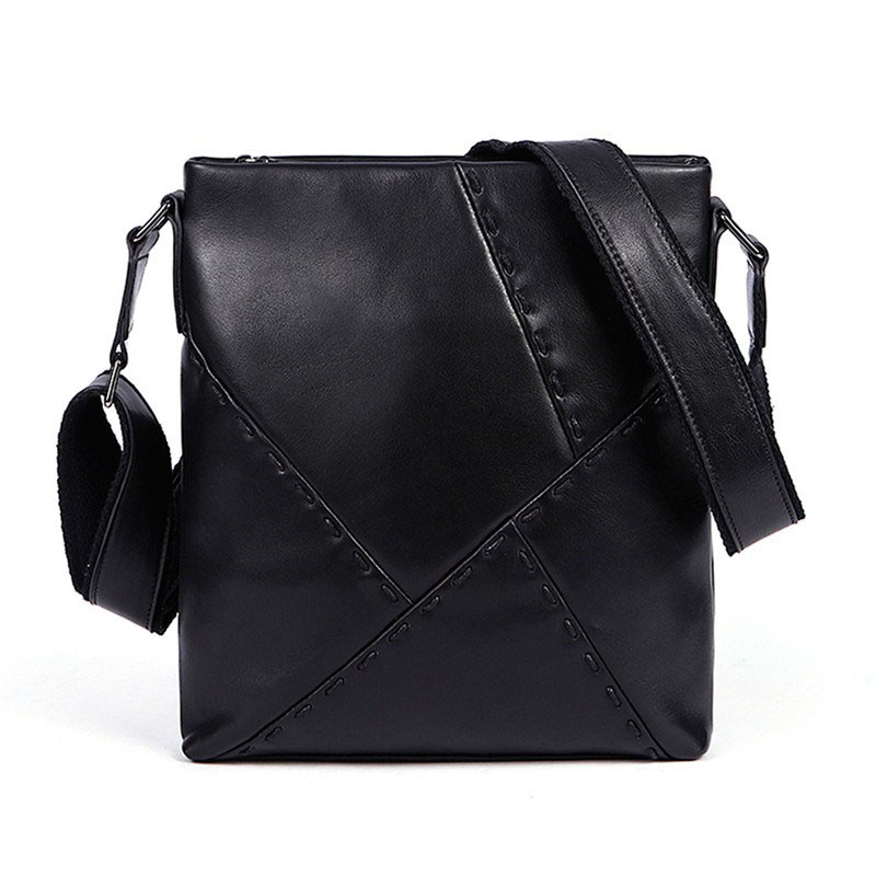 Messenger Bag Men Women Genuine Leather Bag Fashion Shoulder Bag Casual Small Flap Bag Travel Crossbody Bags Leather Men Handbag цена