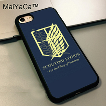 Attack On Titan Scouting Legion Phone Cases for iPhone (All Models)