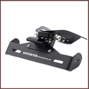 Для DUCATI Panigale 1299/S/R 1299Panigale 2015-2016 держатель номерного знака мотоцикла Tidy Fender Eliminator