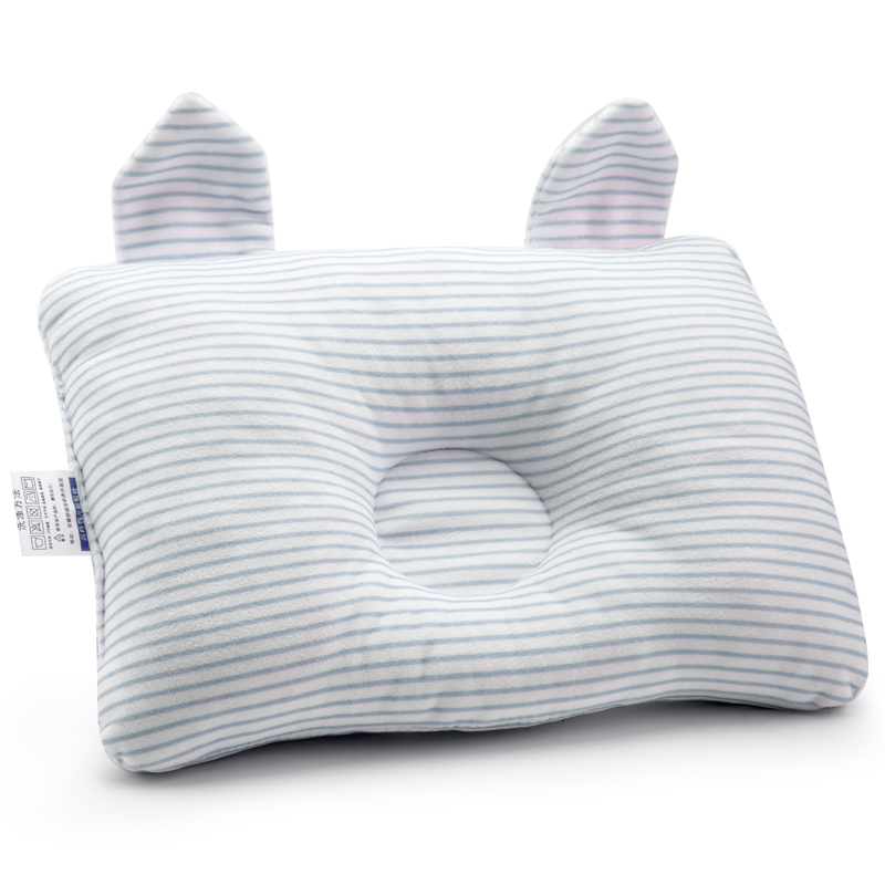 Baby Shaping Pillow Prevent Flat Head Infants Bedding Pillows For Baby Newborn Boy Girl Decorative Pillows 0-24 Month newborn infant baby pillows toddler kids boy girl safe cotton anti roll pillow sleep flat head positioner newborn baby pillows