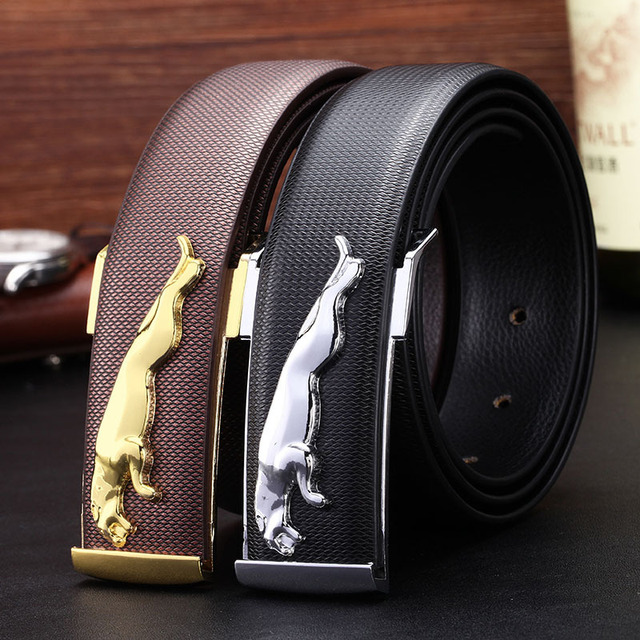 2017 Men belt Luxury brand leather belt for men genuine leather Belt casual strap fashion designer real cowhide leather belt man