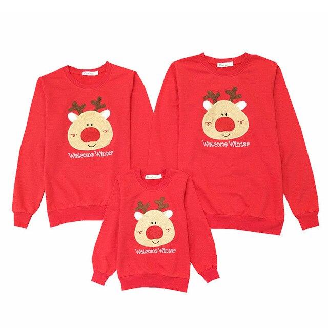 Kersttrui Kids.Familie Kerst Pyjama Truien Familie Bijpassende Pyjama Voor Kids