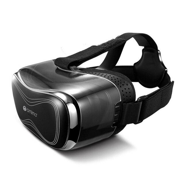 """3D Очки Все В Одном Виртуальной Реальности 3D Игры Видео С 5 """"1920*1080 P HD Tablet PC Окта Ядро VR КОРОБКА нет необходимости Телефон VR Гарнитуры"""