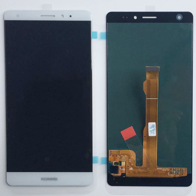 White LCD Screen Digitizer Touch Glass Display Assembly for Huawei Mate S Original quality