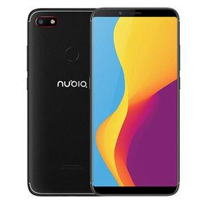 "Image 2 - Global Version ZTE Nubia V18 4GB 64GB 6.01"" Smartphone Snapdragon 625 2160*1080 Octa Core 18:9  4000mAh 13MP Mobile Phone"