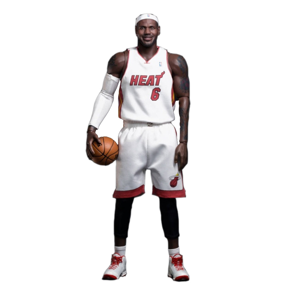 Lebron James 34cm NBA Figure NBA Super Star Player Lovely Action Figure Basketball Model Toys Kids Sports Doll nba 2k17 [xbox one]
