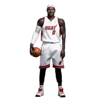 Lebron James 34cm NBA Figure NBA Super Star Player Lovely Action Figure Basketball Model Toys Kids Sports Doll