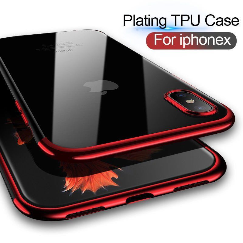 TPU Case For iPhone XS Max (9)