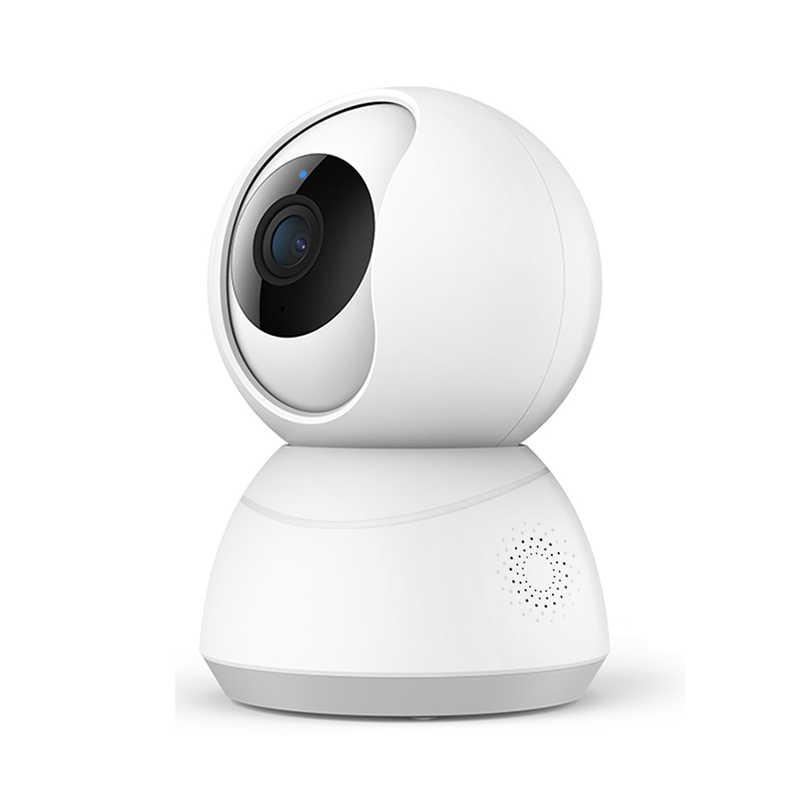 360 Derajat WIFI IP Kamera 1080P Keamanan Rumah Mini Kamera Inframerah Malam Visi Audio Dua Arah
