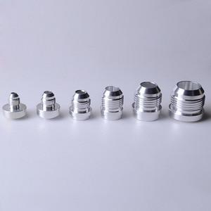 Image 1 - SPEEDWOW Chất Lượng Hàng Đầu Nhôm AN4 6 8 10 12 16 Một Nam Hàn Lắp Adapter Hàn Bung Nitơ vòi Lắp Bạc