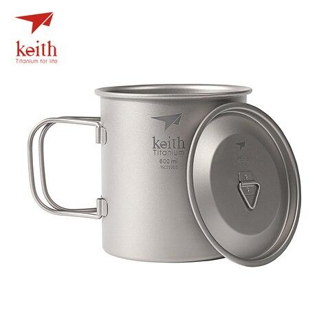 titanio drinkware copos de acampamento ultraleve caneca viagem 300 ml 900 ml