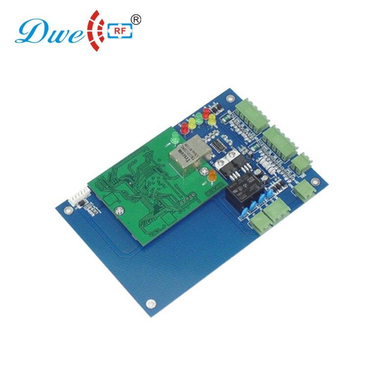 DWE CC RF комплекты контроля доступа печатная плата tcp/ip wiegand плата контроля доступа для ворот введите контроль посещаемости времени